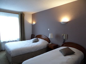 chambres hotel dinard